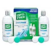Разтвор Opti-Free PureMoist 2 x 300 ml