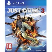 Just Cause 3, за PS4
