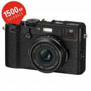 Fujifilm X100F Svart