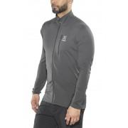 Haglöfs L.I.M Mid Jacket Herr magnetite 2019 L Fleecetröjor