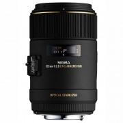 Sigma Objetivo 105mm F2.8 EX DG OS HSM Macro para Canon