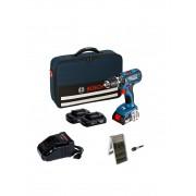 Bosch Trapano GSB 18-2-LI bosch Avvitatore a Percussione + 3 Batterie + borsa