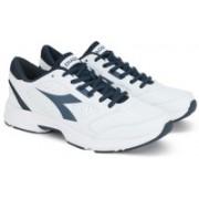 Diadora SHAPE 7 SL Running Shoes For Men(White)