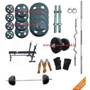 36 Kg Body maxx Home Gym Package New designed Complete Set