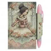 Jegyzetfüzet tollal - Mirabelle - The Secret - 239EC14