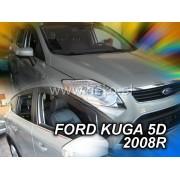 Deflektory komplet 4 ks pre Ford Kuga , 5-dver., 2008-2013