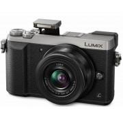 Panasonic Lumix DMC-GX80 + Lumix G Vario 12-32mm 16MP 4 3'' Live MOS 4592x3448 Pixels Argento