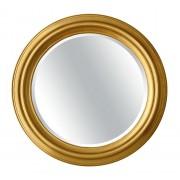 """Runder goldener Spiegel """"Ipnos"""""""