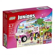 LEGO Juniors Emma's Ice Cream Truck 10727 Toy for 4-Year-Olds