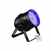 Beamz LED PAR 64 Can Efecto de luces LED RGB IR DMX (Sky-151.240)