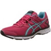 Asics Gel-Galaxy 8 Women Running Shoes For Women(Pink, Blue, Black)