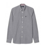 FRED PERRY Classic Gingham Shirt (M)