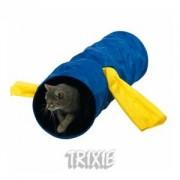 Nylonový tunel pro kočky 30x115cm