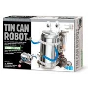 Készíts robotot fém üdítős dobozból 81473