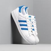 adidas Superstar Ftw White/ Blue/ Ftw White