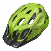 Abus MountX apple green - : 48-54 cm