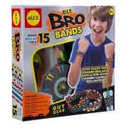 Alex Toys Craft DIY Bro Bands, Multi Color