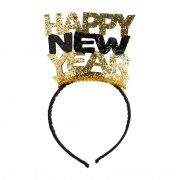 Xenos Tiara Happy New Year