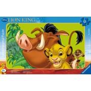 Puzzle Simba, Micul Leu 15 Piese Ravensburger