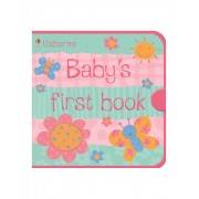 Baby's first book (pink)