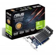 TARJETA DE VIDEO ASUS GT710-SL-2GD5-CSM 2GB HDMI DVI 64 BIT - NEGRO