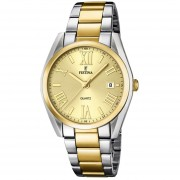 Reloj F16794/2 Dorado Festina Mujer Boyfriend Collection Festina