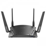 Рутер D-Link EXO AC1900 Smart Mesh Wi-Fi Router, 1900Mbps, 2.4 GHz (600 Mbps)/ 5GHz (1300 Mbps), 4x LAN 100/1000, DIR-1960