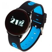 GARETT Smartwatch Sport 14 Czarno-niebieski