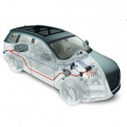 Instalatie GPL secventiala Ford Focus Lovato GAS Italia