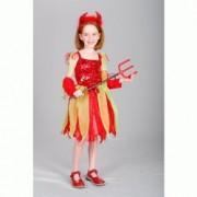 Karnevalový kostým Čertice ďáblice