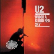 Video Delta U2 - Under A Blood Red Sky - CD