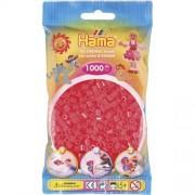 Hama Strijkkralen Neon Rood (035)