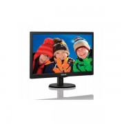 "Philips monitor 18,5"" - 193V5LSB2/10 1366x768, 16:9, 200 cd/m2, 5ms, VGA"