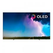 "Smart TV Philips 55OLED754 55"" 4K Ultra HD LED WiFi Negru"