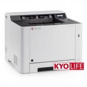 Kyocera Ecosys P5026cdw mit KyoLife 3