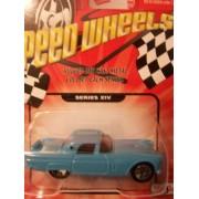 Speed Wheels 1956 Ford Thunderbird ~ Teal (Series XIV)