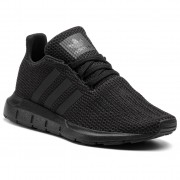 Обувки adidas - Swift Run J F34314 Cblack/Cblack/Cblack
