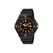 Reloj Casio Day Date MRW200H-4B TIME SQUARE