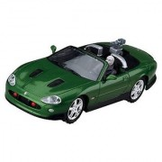 James Bond Jaguar XKR & Zao Figure