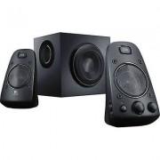 Logitech Z623 2.1 PC speaker Corded 200 W Black
