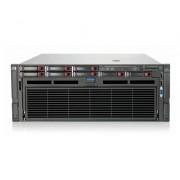HP Proliant DL580 G7 2x Intel Xeon E7 4830 2,13 GHz. · 128 Gb. DDR3 ECC RAM · 2 x 146 Gb. SAS 2.5''