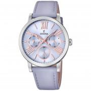 Reloj F20415/3 Celeste Festina Mujer Boyfriend Collection Festina