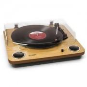 Грамофон със стерео високоговорители iON Max LP, IONMLPTT