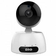 D3D Wireless IP WiFi CCTV Indoor Security Camera Model D3D D829