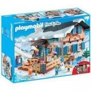 Комплект Плеймобил 9280 - Ски къща в планината, Playmobil, 2900326