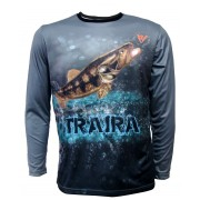 Camiseta de Pesca By Aventura Traira