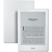 All-New Kindle E-reader - White 6 Glare-Free Touchscreen Display Wi-Fi