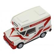 Ist 1/43 Trabant 601 Camper 1980 White