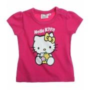 Tricou Hello Kitty roz inchis 9113