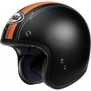 Arai Freeway Classic Ride Casque jet Noir Orange M